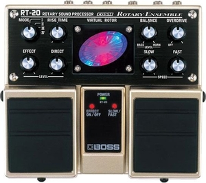 Pedal Boss RT 20 Rotary Essemble