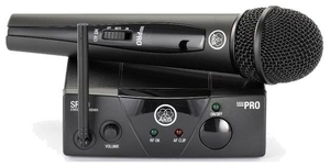 Sistema S/ Fio AKG WMS 40 Mini Vocal Set