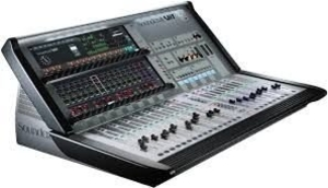 Mesa De Som Digital Soundcraft VI 1