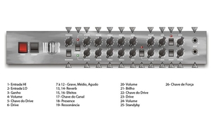 Cabeçote Guitarra Laney VH 100 R Valvulado - Musitech Instrumentos ... 8ae4b6748b