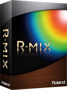 Software Roland R MIX Processamento de Audio para Mac/Pc/Ipad
