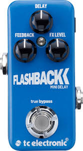 Pedal TC Electronic Flashback Mini Delay