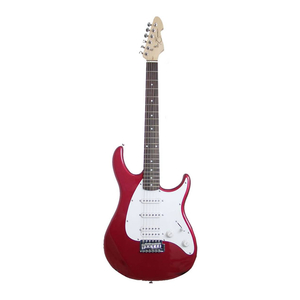 Guitarra Peavey PV Raptor SSH Candy Apple Red