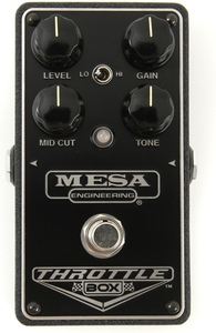 Pedal Mesa Boogie Throttle Box