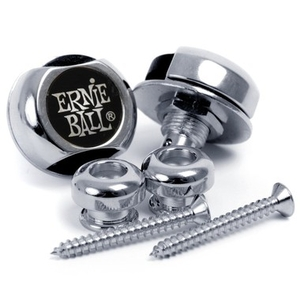Strap Lock Ernie Ball P04600 Nickel