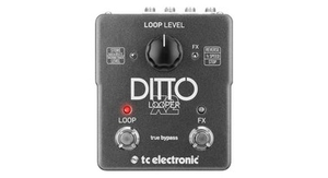 Pedal TC Electronic Ditto X 2 Looper