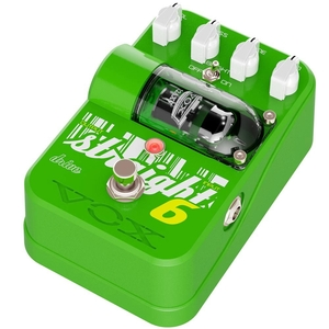 Pedal Vox Tonegarage Straight 6 Overdrive TG1 ST6 OD