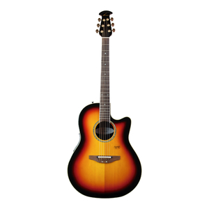 Violão Ovation CSE 24 1 SB Sunburst Celebrity