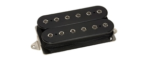 Captador Guitarra Dimarzio DP 252 Gravity Storm Neck Black
