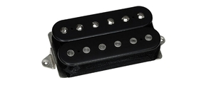 Captador Guitarra Dimarzio DP 255 F Transition Bridge Black