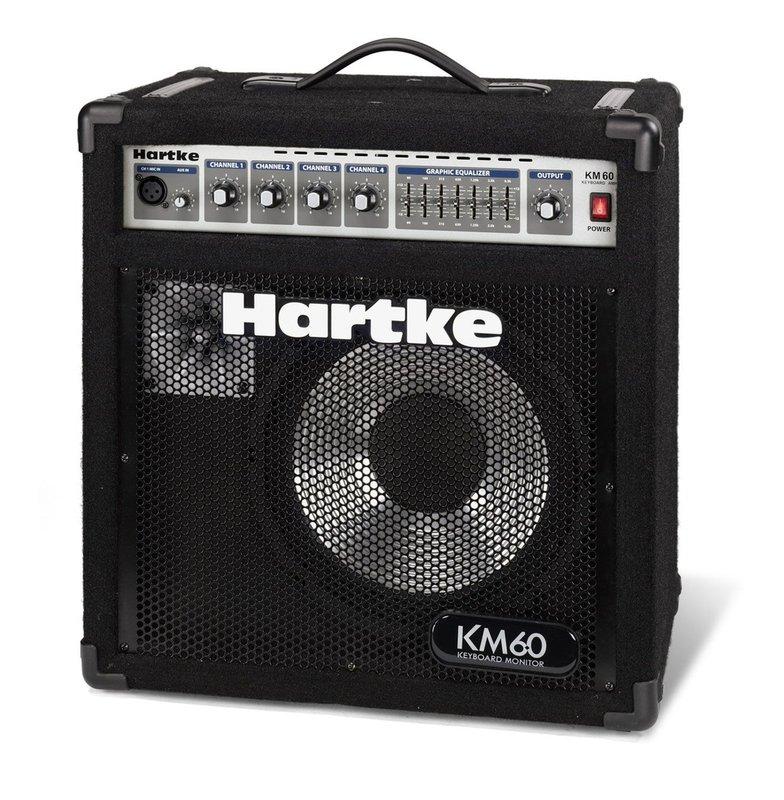 Caixa Acústica Hartke Cubo 60 W Rms Km60