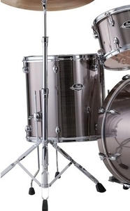 Surdo Bateria Pearl Export EXX 1414 F #21 Smokey Chrome