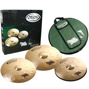 Kit Prato Orion Rage Bass Rg 90 Set 141820 Com Bag