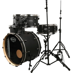Bateria RMV Cross Road 3T PCR 2214 ALL Black