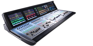 Mesa de Som Digital Soundcraft VI 3000