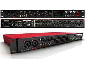 Interface Áudio Focusrite Scarlett 18i20 usb 2.0