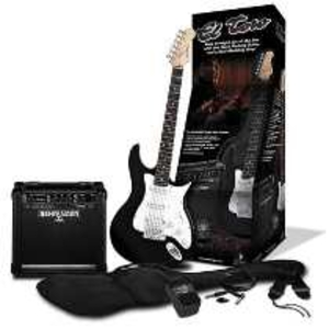 Kit Guitarra Behringe GM 108 G 625 BK