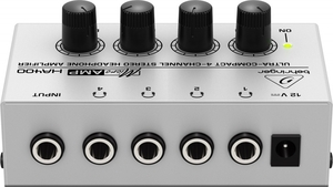 Powerplay Behringer HA 400