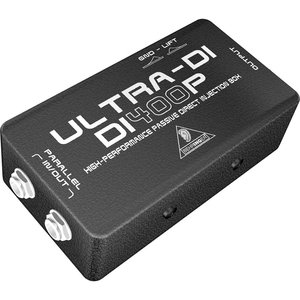 Direct Box Behringer DI 400 P