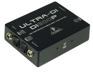 Direct Box Behringer DI 600 P