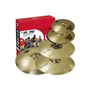 Kit Prato Sabian HHX PW2 Gospel Praise Worship Pack