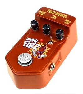 Pedal Visual Sound V 2 AF Angry Fuzz