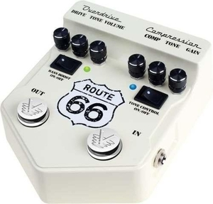 Pedal Visual Sound V 2 RT 66 Route 66