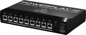 Powerplay Behringer 16 P 16 D Distribuidor