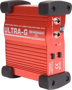 Direct Box Behringer Active Ultra G GI 100