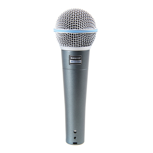 Microfone Shure Beta 58 A  Vocal