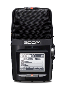 Gravador Digital Zoom H 2 Handy Recorder