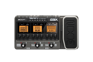 Pedaleira Zoom G 3 X