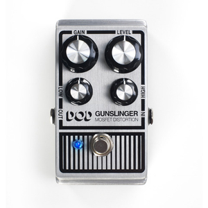 Pedal DOD Gunslinger Mosfet Distortion