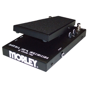 Pedal Morley PDW II Distortion Wah