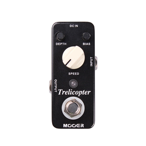 Pedal Mooer Trelicopter Optical Tremolo