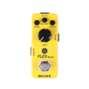 Pedal Mooer Flex Boost Gain