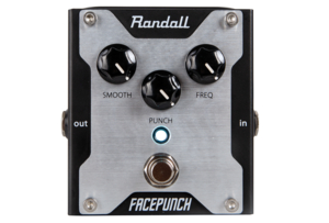 Pedal Randall Facepunch Dyinamic Overdrive