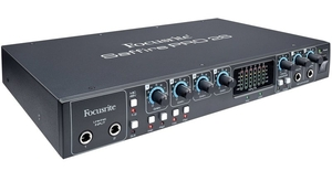 Interface Audio Focusrite Saffire Pro 26 Firewire/Thunderbolt