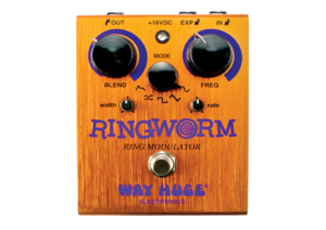 Pedal Dunlop Way Huge WHE 606 Ring Worm Modulator