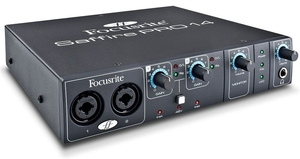 Interface Audio Focusrite Saffire Pro 14 Fireware/thunderbolt
