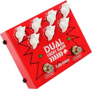 Pedal Fuhrmann HG 02 Dual High Gain