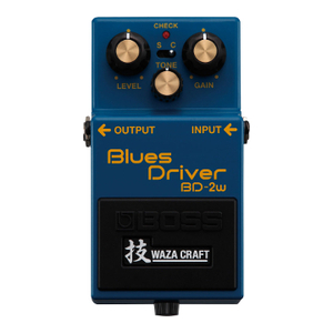 Pedal Boss BD 2 W Blues Drive Waza Craft