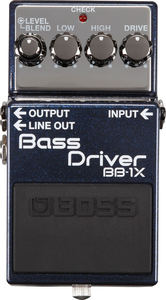 Pedal Boss BB 1X Bass Driver