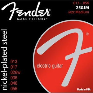 Encordoamento Guitarra Fender 250 JM 013-056
