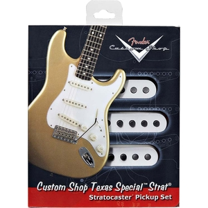 Captador Guitarra Fender Strato Texas Special Set (Trio)