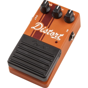 Pedal Fender Distortion Competition Series