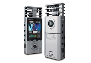 Gravador Video Digital Audio Zoom Q3 HD Handy Recorder