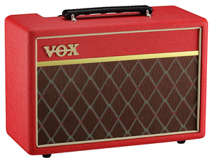 Cubo Guitarra Vox Pathfinder 10 Red