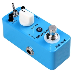 Pedal Mooer Blue Comp Optical Compressor  - Mbcoc *OUTLET*