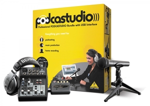 Kit Behringer PODCASTUDIO USB